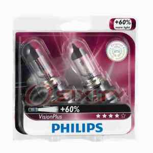 Philips High Low Beam Headlight Bulb for Jeep Liberty 2002-2007 Electrical xx