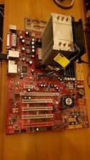 MSI MS-7125 K8N Neo4H Socket 939 Motherboard, Athlon 64 X2 4200+ CPU + 4GB RAM
