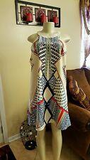NWOT Venus  Printed  Dress Orig  $49 Now  $25 Size  XL (16)