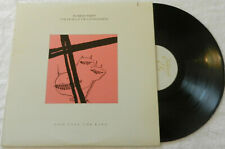 ROBERT FRIPP/LEAGUE OF GENTLEMEN❖GOD SAVE THE KING❖Editions EG cutout❖vinyl=EX!