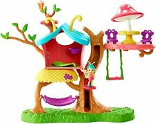 🚛Fast Shipping! {NEW} Enchantimals Butterfly Clubhouse Playset Baxi Butterfly