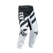 Pantaloni da guida fuoristrada nero taglia 48