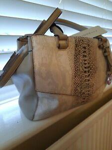 Fiorelli bag brand new animal print handbag, snake print & biege on reverse BNWT
