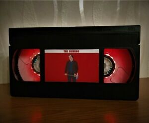The Shining Movie Desk Lamp, Horror Movie, VHS, Bed Light, Present, Gift, TV