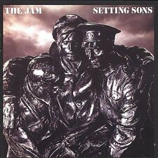 Setting Sons [Bonus Tracks] by The Jam (CD, Nov-2001, Collectors' Choice Music)