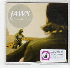 (FE131) Jaws, Think Too Much Feel Too Little - 2014 DJ CD