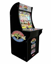 Arcade1Up Street Fighter 2 Arcade Video Game Machine Cabinet 4ft Tall Brand New