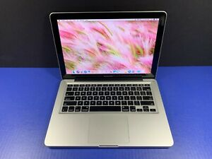 🅿 APPLE MACBOOK PRO 13 ULTIMATE 🅿 8GB RAM 500GB 🅿 3 YEAR WARRANTY 🅿 OSX-2015