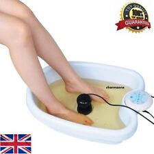 Professional Ionic Ion Detox Foot Bath Basin Spa Cleanse Machine Array Health