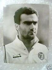 Press photo Guiseppe BERGOMI ITALIE Int 'l & Inter Mailand (ORG, EXC *)