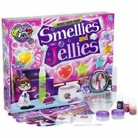 Childrens Make Your Own Bath Smellies And Jellies Lip Balm Perfumed Set 44-0094