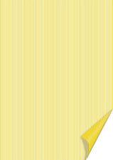 8 FOGLI A4 di Nero e Bianco Gingham CARD 260gsm NUOVO