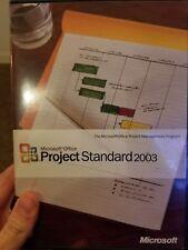 Microsoft Project Standard 2003 7602649