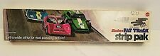 Unopened 1970 Hot Wheels Sizzlers FAT TRACK Strip Pak