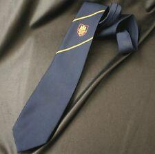 Edinburgh Golden Oldies Rugby Union Navy Tie