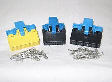 GM Computer Connector Kit with Terminals 87-93 Speed Density Camaro Firebird