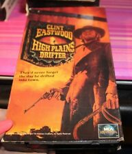 VHS High Plains Drifter (RC)