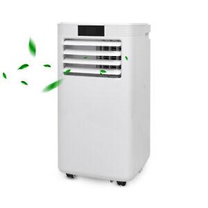 Mobile Klimaanlage EEK A mit Wifi 9000 BTU 4in1 Klimagerät Eco Silent Ventilator