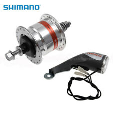 SHIMANO Nexus Front Hub Dynamo DH-2N40-J 6V 2.4W 36H with Led Head Lamp LP-NX40