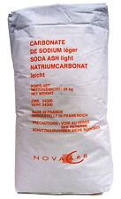 Soda leicht Natriumcarbonat 25kg-Sack Na2CO3 Waschsoda