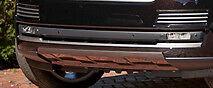 Land Rover OEM Range Rover L405 2013+ Supercharged Atlas Front Bumper Grilles