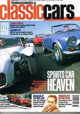 Classic cars  June 2000