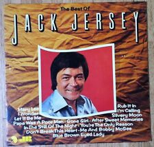 JACK JERSEY The Best Of Jack Jersey LP/GER
