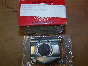 HONDA CR125M CR 125M NEW FLOAT CHAMBER SET 16015-360-004