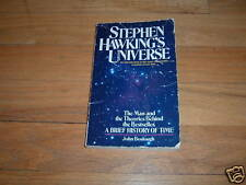 Handicapped Scientist Physicist Stephen Hawking Biography Hawking's Universe