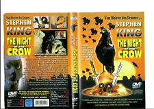 The Night of the Crow - Stephen King / DVD #19882
