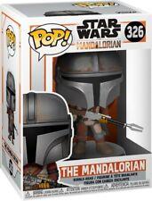 Star Wars Funko POP The Mandalorian Disney+ Original Series 326 Vinyl Bobble New