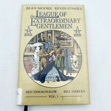 The League of Extraordinary Gentlemen by Alan Moore (2001, Hardcover)