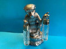 Collectible 2014 Arthur Court Designs Inc. Monkey Hanging Salt & Pepper Set