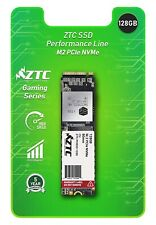 128GB ZTC M.2 NVMe PCIe 2280 80mm High-Endurance SSD Solid State Disk