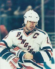 MARK MESSIER 8X10 PHOTO NEW YORK RANGERS NY HOCKEY NHL PICTURE CAPTAIN