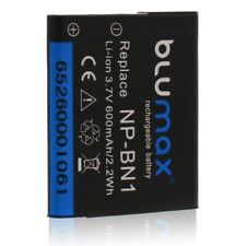 Battery for sony NP-BN1; Np-Bn ; Cyber Shot DSC-WX100 with Li - Ion blumax