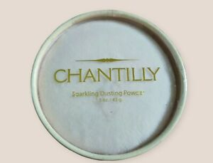 CHANTILLY Sparkling Dusting Body Powder 1.5 oz Dana Fragrance Perfume NEW