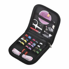 25Pcs Mini Beginner Sewing Kit Case Set Supplies Adults Kids Home Travel Campers