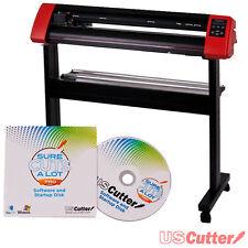 "25"" USCutter LaserPoint II Vinyl Cutter w/SCAL Pro, Make Signs (Mac & Windows)"