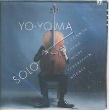 NEW Yo-Yo Ma: Solo (Audio CD)