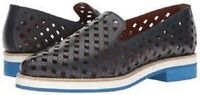 AQUATALIA Loafers Zanna by Marwin K. Navy Perforated Shoes Womens US 9/39.5 $450