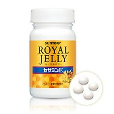 Suntory Royal Jelly 120tablets 30days F/S from Japan