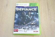 Defiance-Xbox 360 NEW factory sealed