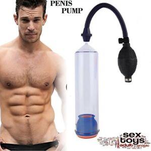 Pompa Pene Sviluppatore Allungamento erezione, Penis Vacuum Pump, pompa a vuoto