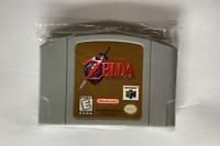 N64 Legend of Zelda: Ocarina of Time Nintendo 64 1998 Video Game Cartridge