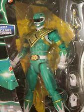 Power Rangers (Classic) ~ NEW GREEN RANGER LEGACY ACTION FIGURE ~ MMPR Morphin