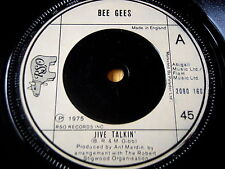 "BEE GEES - JIVE TALKIN'   7"" VINYL"