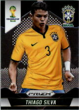 2014 Panini Prizm World Cup #108 Thiago Silva - Brazil - Base Card