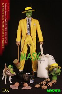 DARK TOYS 1/6 Scale THE MASK Figure DTM001 Rainman Cultking in stock Hot