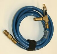 Jaws of Life Airbag System 250 PSIG (17 Bar) Hose Fire Department Tool